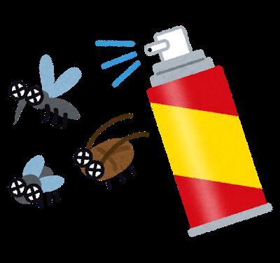 虫よけのイメージ