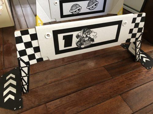 マリオカートライブホームサーキットのゲート