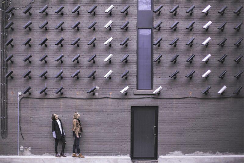 プライバシーと防犯カメラ